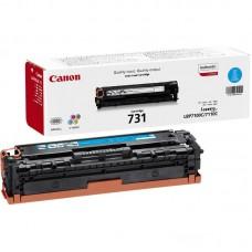 Картридж лазерный Canon Cartridge 731 6271B002 голубой оригинальный