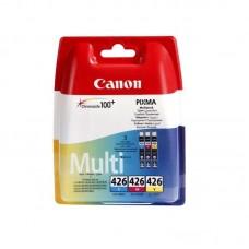 Набор картриджей Canon CLI-426 4557B006/4557B005 Multipack (3 цвета)