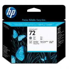 Головка печатающая HP 72 C9380A фото черная и серая