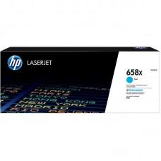 Тонер-картридж HP 658X W2001X голубой повышенной емкости для CLJ Enterprise M751