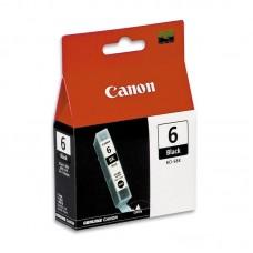 Картридж струйный Canon BCI-6BK 4705A002 черный оригинальный