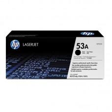 Картридж лазерный HP 53A Q7553A черный оригинальный