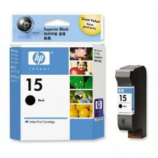 Картридж струйный HP 15 C6615DE черный повышенной емкости оригинальный