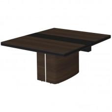 Расширитель конференц-стола New.Tone Nt-280.1 (орех Ондо/эспрессо, 1400х1400х740 мм)