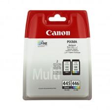 Набор картриджей Canon PG-445/CL-446 8283B004 черный и цветной оригинальный