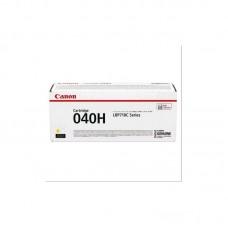 Картридж лазерный Canon Cartridge 040H 0455C001 желтый повышенной емкости оригинальный