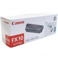 Картридж лазерный Canon FX-10 0263B002 черный оригинальный