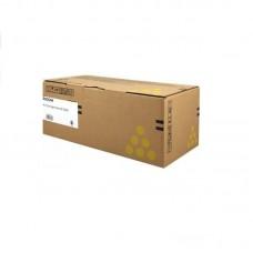 Картридж лазерный Ricoh SP C252E 407534 желтый оригинальный
