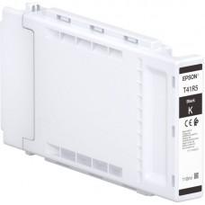 Картридж струйный Epson T41R540 C13T41R540 черный оригинальный