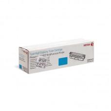 Картридж лазерный Xerox 106R01473 голубой оригинальный повышенной емкости