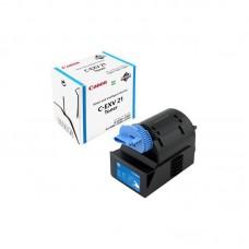 Картридж лазерный Canon C-EXV21 0453B002 голубой