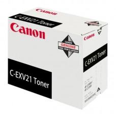 Картридж лазерный Canon C-EXV21 0452B002 черный