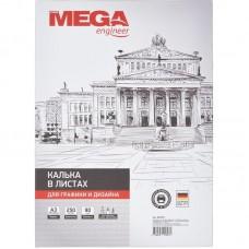 Калька матовая Promega engineer (А3, 90 г/кв.м, 250 листов)