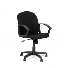 Кресло офисное Chairman 681 черное (ткань/пластик)