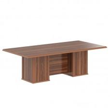 Стол для переговоров Raut (орех даллас, 2400x1200x750 мм)