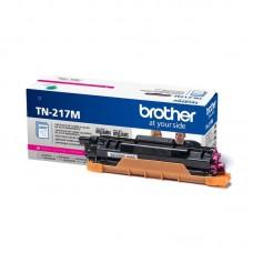 Тонер-картридж Brother TN-217M пурпурный оригинальный