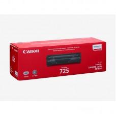 Картридж лазерный Canon Cartridge 725 3484B002/3484B005 черный оригинальный