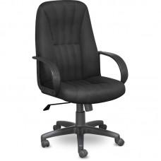 Кресло для руководителя Easy Chair 624 TTW черное (ткань/пластик)