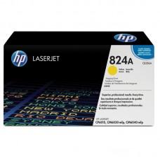 Драм-картридж HP 824A CB386A желтый оригинальный (фотобарабан)