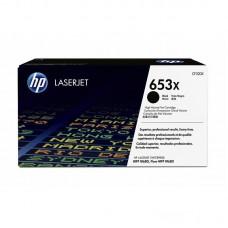 Картридж лазерный HP 653X CF320X черный повышенной емкости оригинальный