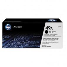 Картридж лазерный HP 49A Q5949A черный оригинальный