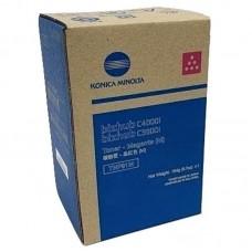 Тонер-картридж Konica Minolta TNP-81M пурпурный оригинальный