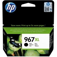 Картридж струйный HP 967XL 3JA31AE черный повышенной емкости для OfficeJet Pro 902x
