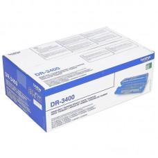 Драм-картридж Brother DR-3400 черный оригинальный (фотобарабан)