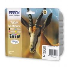 Набор картриджей Epson T0925 C13T10854A10 CMYK оригинальный