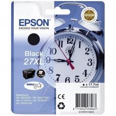 Картридж струйный Epson C13T27114022 черный повышенной емкости