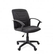 Кресло офисное Chairman 627 серое (ткань/пластик)