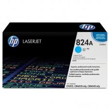 Драм-картридж HP 824A CB385A голубой оригинальный (фотобарабан)