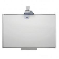 Комплект интерактивный доска Smart Board SBM685 87 дюймов + ключ Smart Notebook + лоток + проектор Vivitek DH758UST + настенное крепление