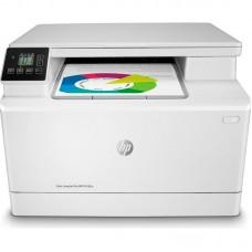 Лазерное цветное МФУ HP Color LaserJet Pro MFP M182n (7KW54A)