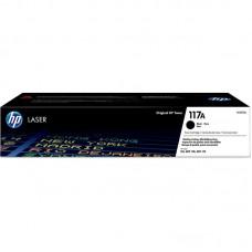 Тонер-картридж HP 117A W2070A черный для 150/MFP 178/179
