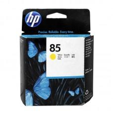 Головка печатающая HP 85 C9422A желтая оригинальная