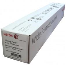 Калька матовая Xerox Tracing Paper Roll (длина 50 м, ширина 914 мм, плотность 90 г/кв.м, диаметр втулки 50,8 мм)