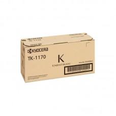 Тонер-картридж Kyocera TK-1170 черный оригинальный