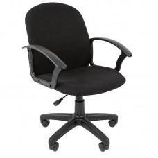 Кресло офисное CT-81 черное (пластик/ткань)
