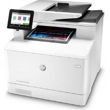 Лазерное цветное МФУ HP Color LaserJet Pro M479fdw (W1A80A)