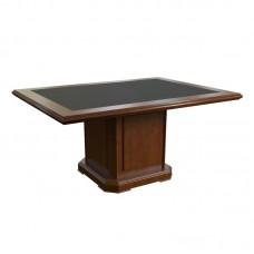 Элемент стола для переговоров Washington центральный 29705 (темный орех, 1650x1200x760 мм)