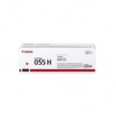 Картридж лазерный Canon 055 H M 3018C002 пурпурный оригинальный повышенной емкости