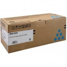 Картридж лазерный Ricoh SP C250E 407544 голубой оригинальный