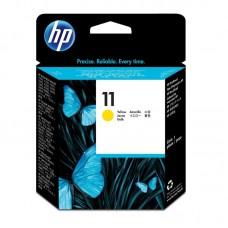 Головка печатающая HP 11 C4813A желтая