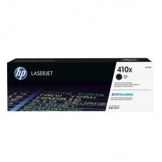 Картридж лазерный HP 410X CF410X черный оригинальный повышенной емкости