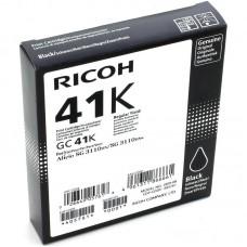 Картридж Ricoh GC41K черный