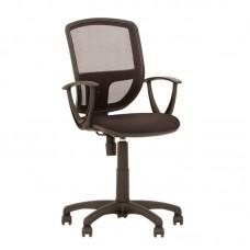 Кресло офисное Betta GTP черное (ткань/пластик)