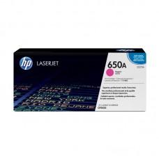 Картридж лазерный HP 650A CE273A пурпурный оригинальный