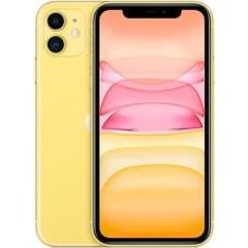 Смартфон Apple iPhone 11 64GB Yellow (MWLW2RU/A)