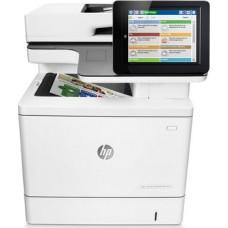 МФУ HP LaserJet Enterprise Color M577dn B5L46A цветное А4 38ppm с дуплексом, автоподатчиком LAN